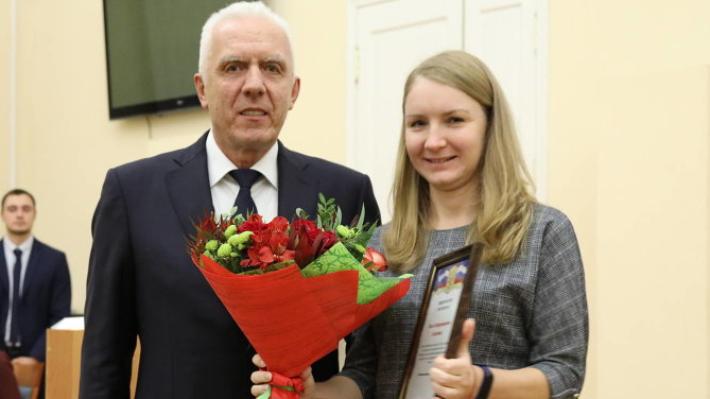 Молодой ученый из Архангельска получила грант президента за проект по изучению брюхоногих моллюсков