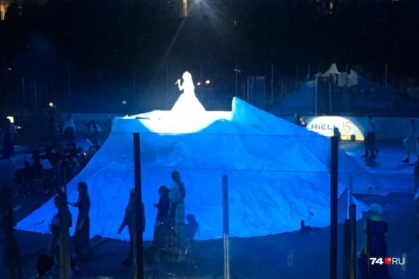 Зрители считают, что организаторы шоу «Снежная королева» должны вернуть потраченные на билеты деньги
