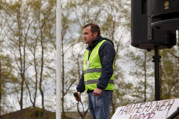 Публикацию в сообществе «Поморье — не помойка» Миронов сделал еще 18 апреля