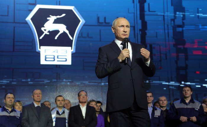 По словам Путина, власти России не будут препятствовать участию российских спортсменов в Олимпийских играх в Пхёнчхане.