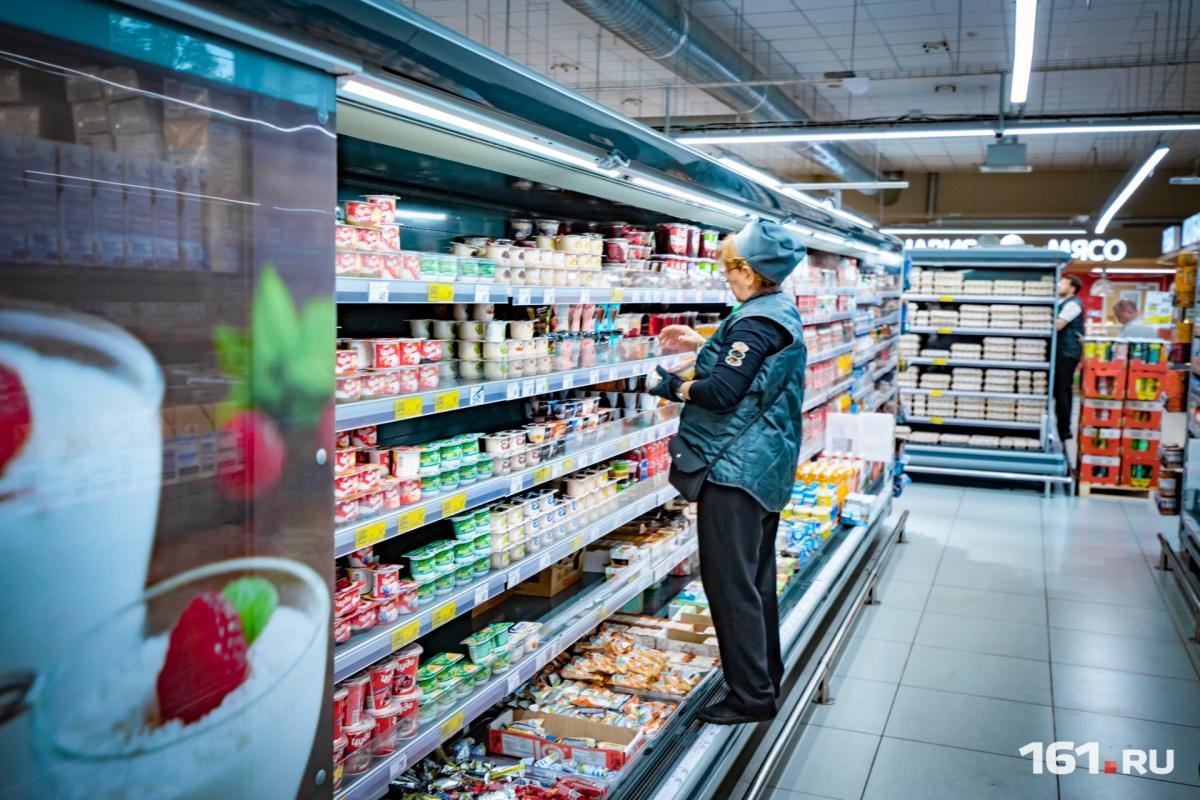 Дончане считают, что нужно маркировать донские товары на полках магазинов