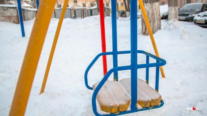 Жители Самары просят заморозить стройку высотки на улицах Гагарина/Победы