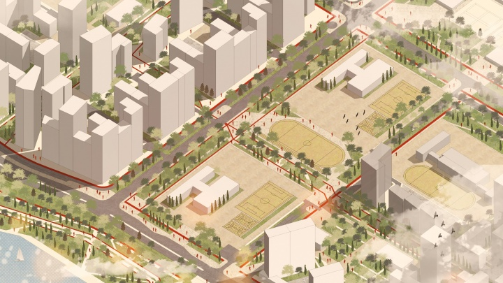 На ВИЗе построят огромный микрорайон на 33 тысячи человекна месте частного сектора и базы ОМОН