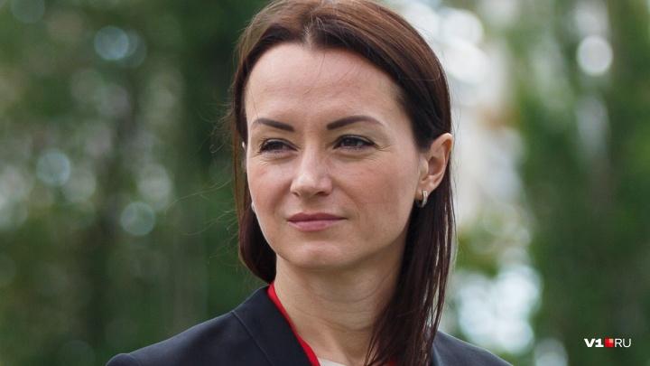 Волгоградка Елена Слесаренко стала замом космонавта в «Юнармии»