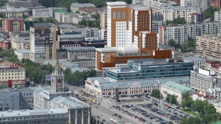 """На Градсовете обсудят новое здание ФСБ, которое прозвали """"кровавой башней"""", и реконструкцию медцентра"""