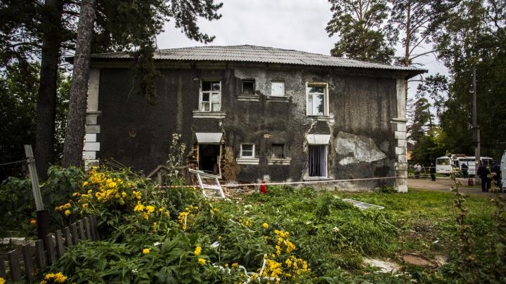 Власти решили снести целый квартал после взрыва дома на Сеченова