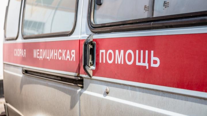 Начальника грузового участка раздавило листом металла на производстве в Самаре