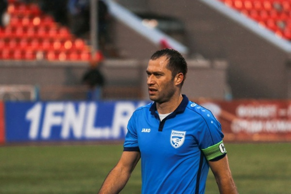 Евгений Чеботарупровёл за«Сибирь» 13 матчей