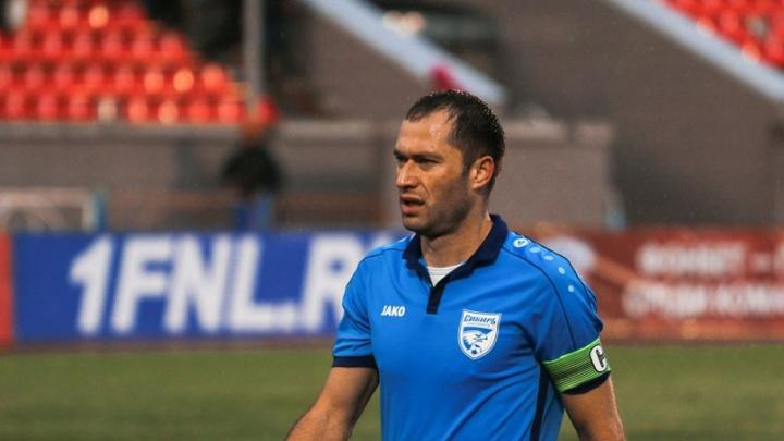 Капитана новосибирской команды по футболу вызвали играть за сборную Молдавии