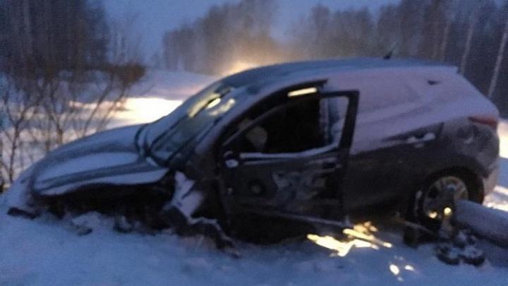 «Ехали на свадьбу»: курганца, устроившего ДТП с двумя жертвами под Челябинском, отдали под суд