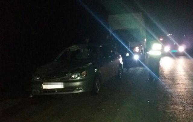 В Башкирии водитель иномарки насмерть сбил пешехода