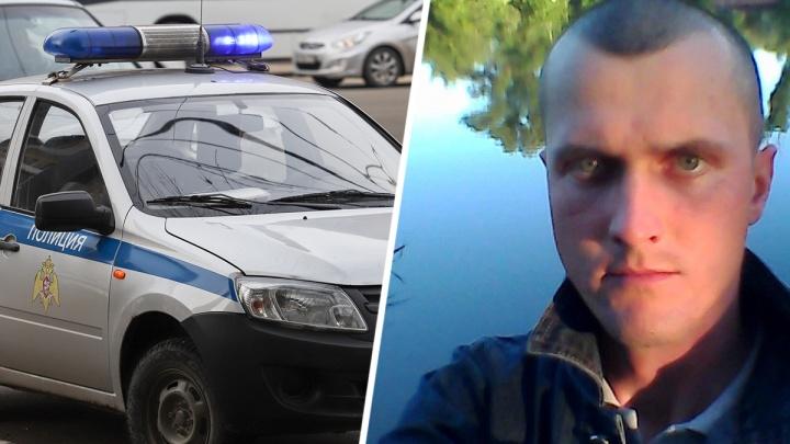 Полиция продолжает поиск жителя поселка Персиановского Николая Жука