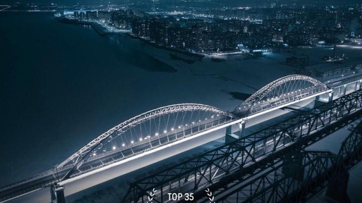 Захватывающий снимок Нижнего Новгорода занял 35-е место на всемирной премии, обогнав Токио и Лондон