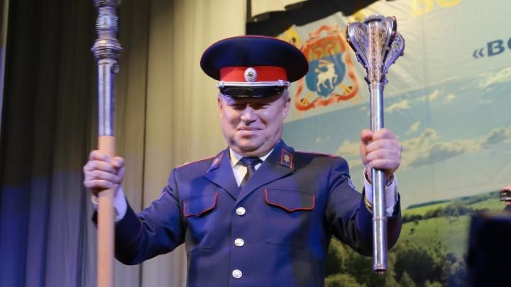 Замгубернатора Виктор Гончаров не будет выдвигаться на пост донского атамана