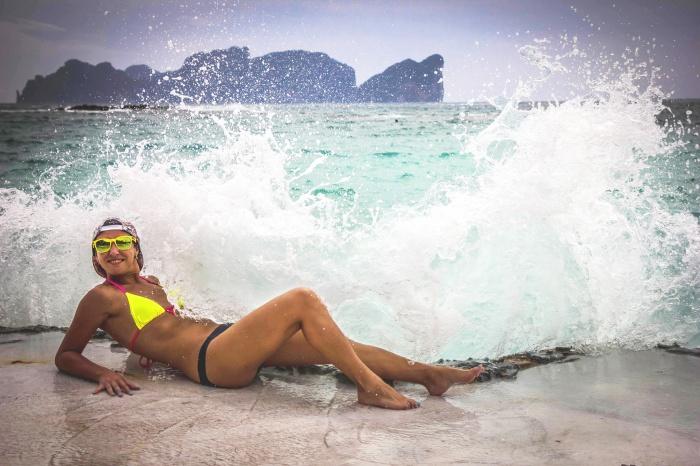 В начале лета отдохнуть на морском курорте можно всего за 30 тысяч
