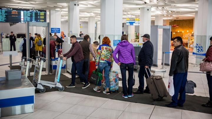 Туристы вылетели из Новосибирска во Вьетнам после 23-часовой задержки рейса