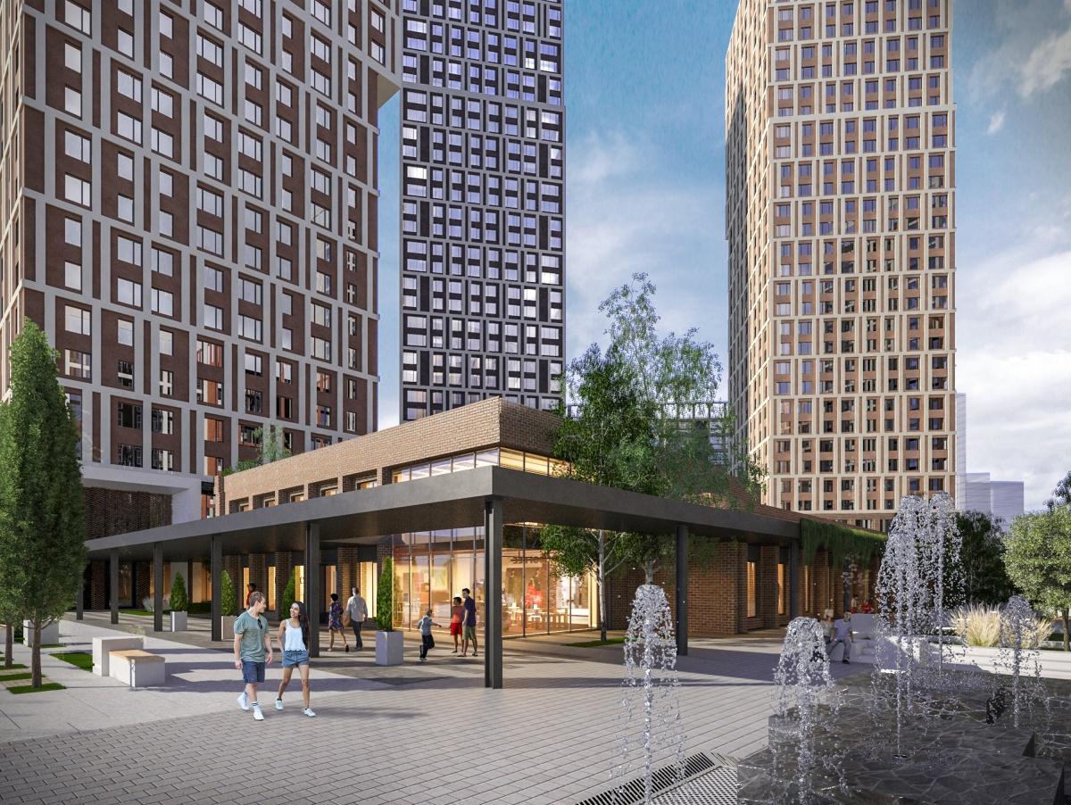 К застройке готовы: рядом с ЦПКиО вскоре появятся уникальные небоскребы