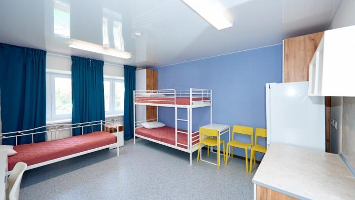 Уникальное по комфорту общежитие появилось в ТюмГУ