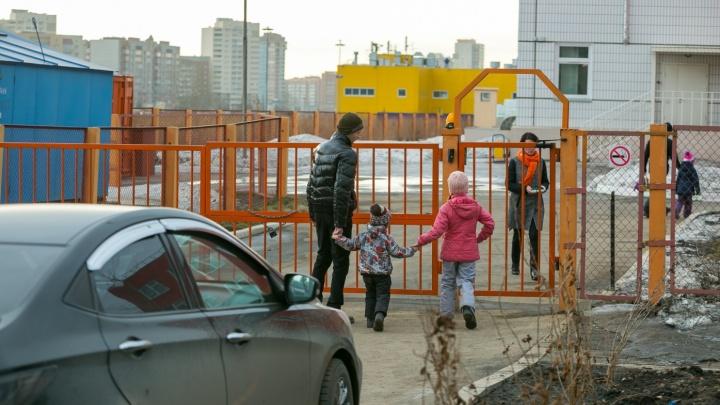 Матери из Красноярска вернули ребенка, похищенного два года назад родным отцом