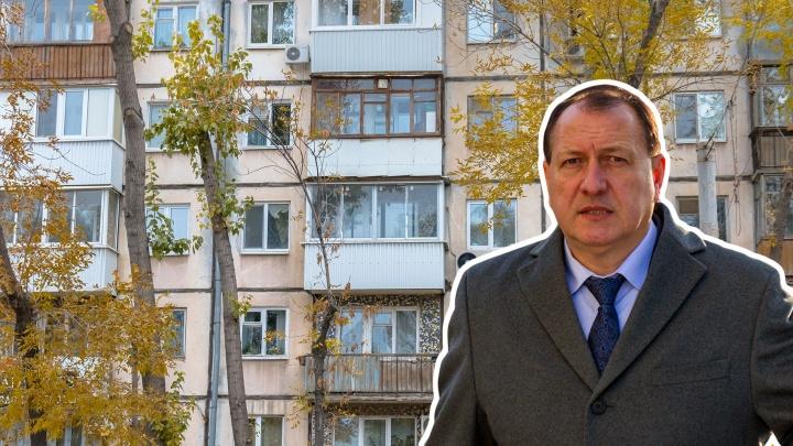 Глава МинЖКХ подтвердил планы по увеличению взносов на капремонт домов в Самарской области