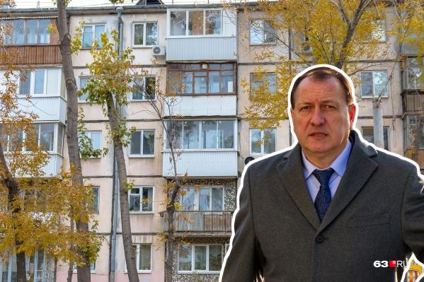 По словам Сергея Маркова, обсуждение тарифа на капремонт домов сейчас в самом разгаре