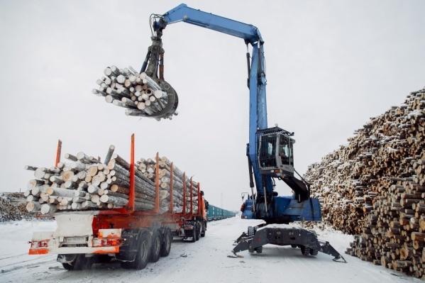 Более 1,7 миллиарда рублей пойдет на обновление фондов 11 лесозаготовительных предприятий холдинга