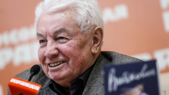 Скончался автор книги о солдате Иване Чонкине Владимир Войнович
