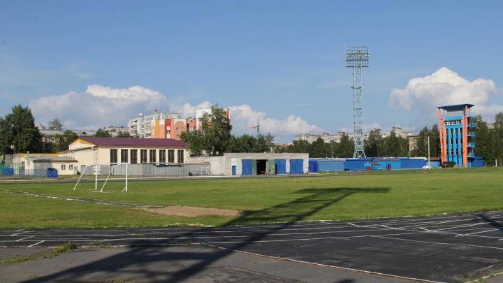 В 2019 году у стадиона «Динамо»появится новый спортивный комплекс