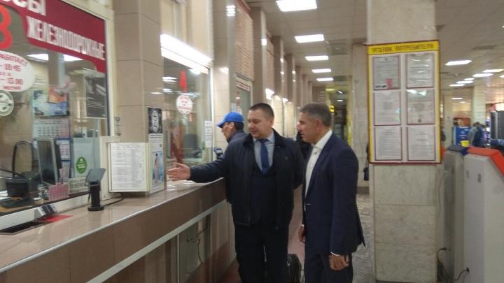 Ввели оплату картой: на благоустройство самарского автовокзала потратили 10 миллионов рублей