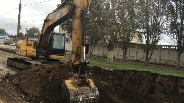 «На кольце возможны пробки»: в Самаре устраняют коммунальную аварию на Кирова — Заводском