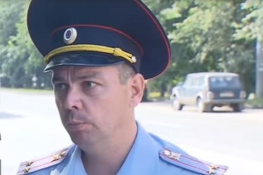 Еще на прошлой неделе Александр Юнусов был подполковником