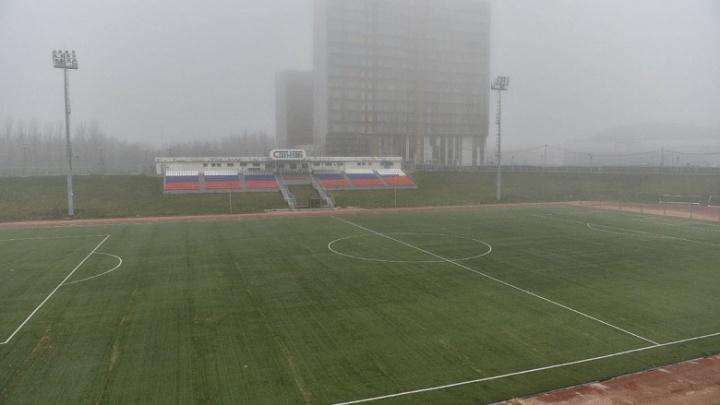 Будет с подогревом: в Ярославле снова реконструируют спортивный стадион