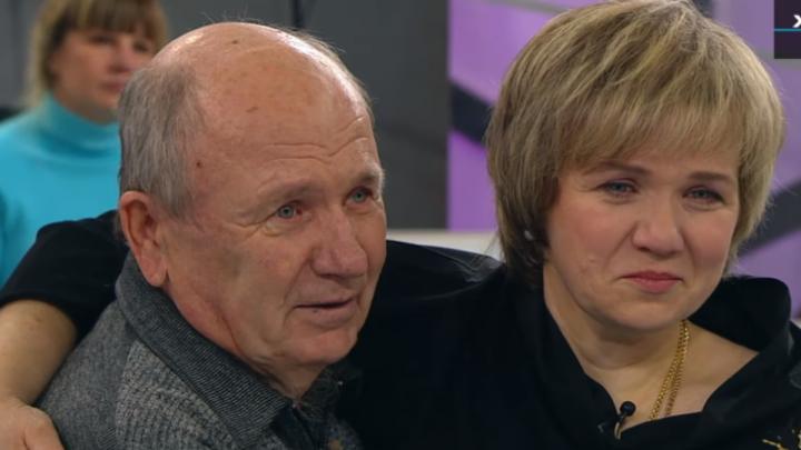 «Его руки я никогда не забуду»: жительница Вельского района спустя 35 лет увидела отца на «Жди меня»