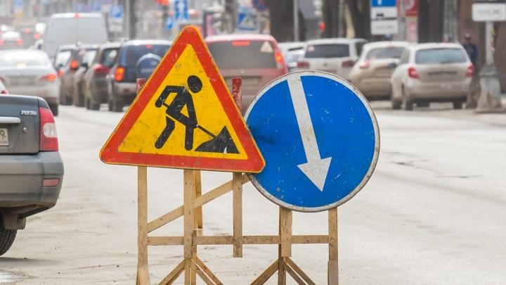 В Перми полностью открыли движение транспорта возле ТЦ «Шоколад»