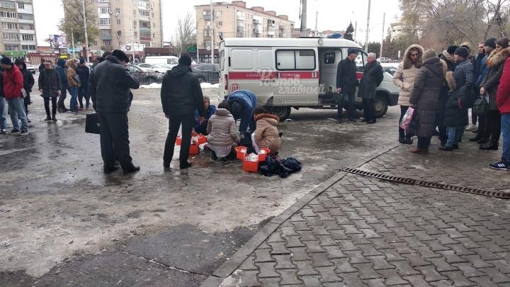 В Ростове возле РГУПСа скончался преподаватель вуза
