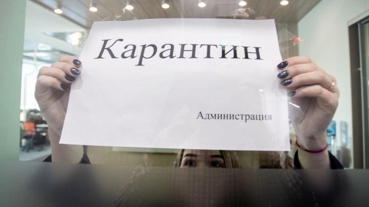 Ситуация эпидемическая: на вынужденные каникулы из-за гриппа отправили 23 школы Челябинской области
