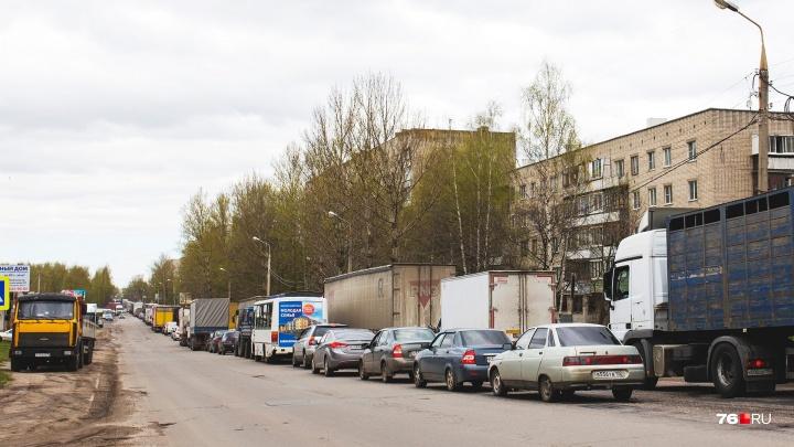 Скользят и думают о сексе: что творят на дорогах ярославские автомобилисты. Видео