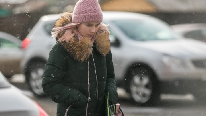 Снег, дожди и сильный ветер: смотрим погоду в Красноярске на неделю