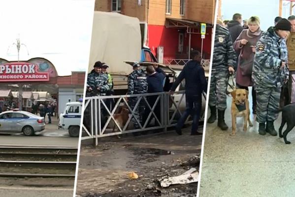 В рейде участвовали несколько подразделений силовых структур и чиновники департаментов и администраций мэрии Ярославля