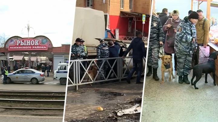 В Ярославле силовики и чиновники устроили на рынке масштабную облаву