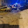 В Перми водитель такси нарушил правила и пострадал в ДТП