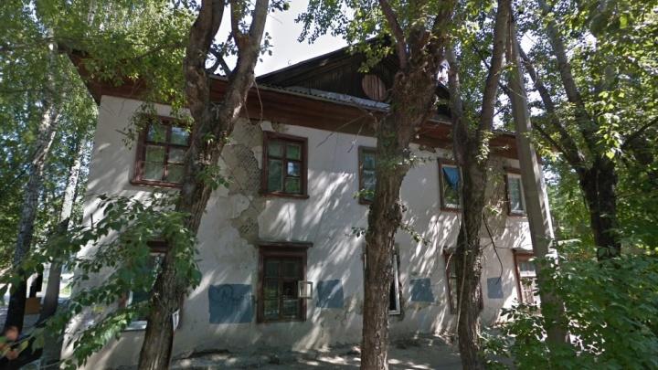 На месте стареньких двухэтажек на Уктусе построят высотки