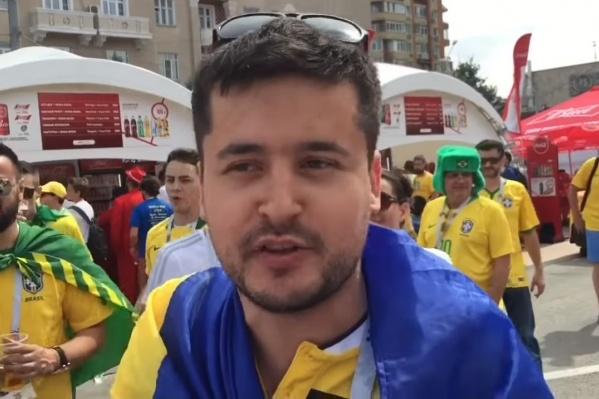 Украинский блогер уже побывал в Москве, Сочи и Ростове-на-Дону