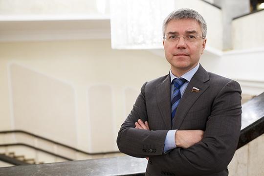 Евгений Ревенко, депутат Госдумы от «Единой России»