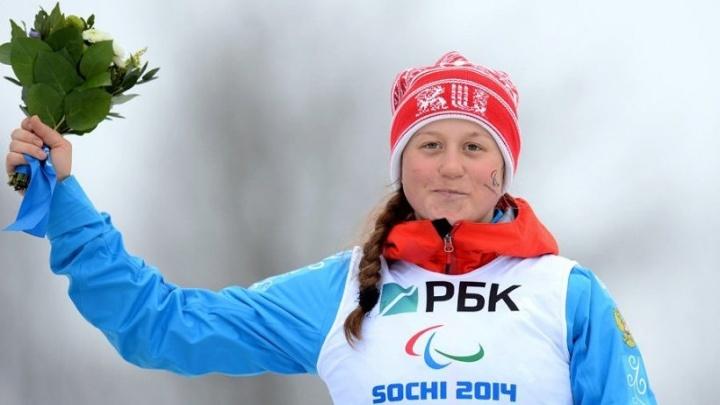 Новодвинская биатлонистка отправится в Пхёнчхан на Паралимпийские игры