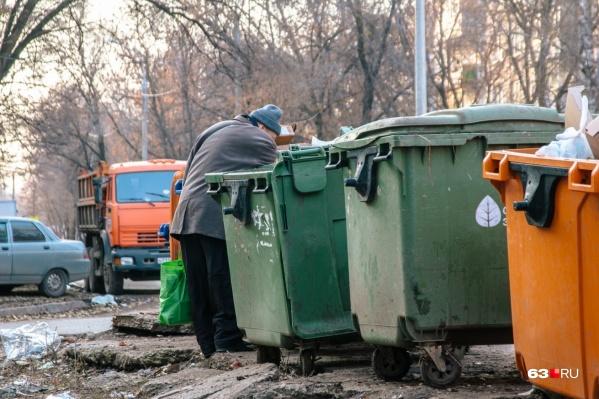 Говорят, что мусор вывозить стали лучше