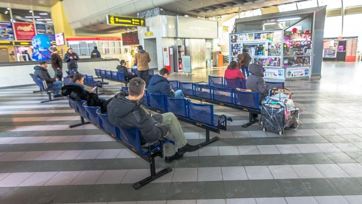 За нами следят: на железнодорожном вокзале Самары начали тестировать систему распознавания лиц