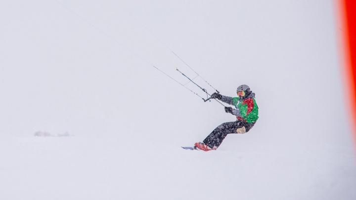 «Уралкалий» стал генеральным спонсором чемпионата Прикамья по сноукайтингу «Строгановская миля — 2020»