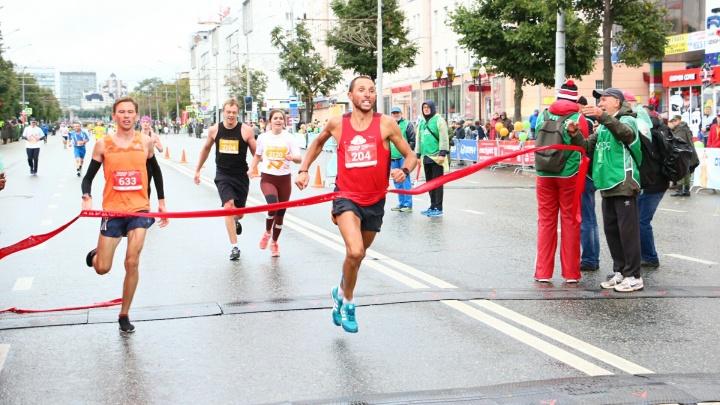 Море улыбок и борьба на финише: как прошел пермский международный марафон
