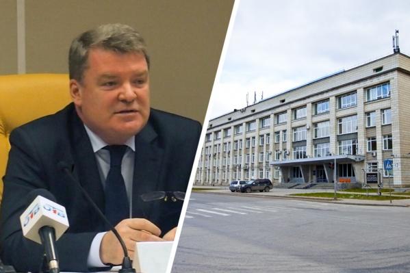 Прежде Сергей Старицын возглавлялУправление ФСБ по Нижегородской области